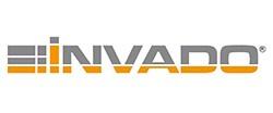 logo INVADO + pole ochronne