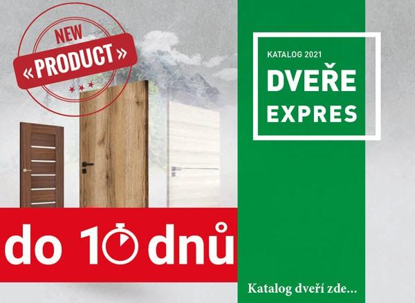 Novinka_Expres dvere